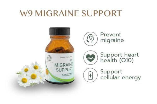 W9 Migraine Support