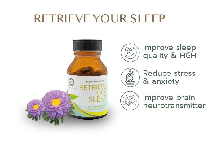 Retrieve Your Sleep