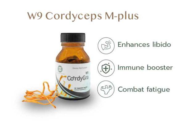 Cordyceps M-Plus