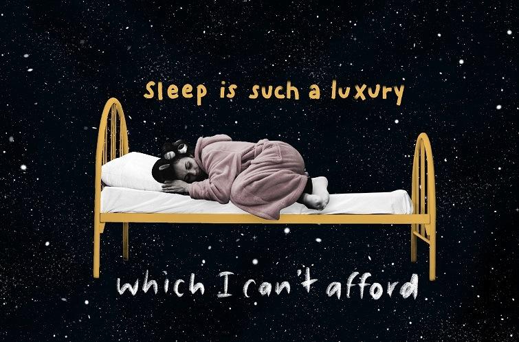 นอนไม่หลับ
